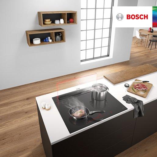 Bosch Hausgeräte Herdplatte schwarz