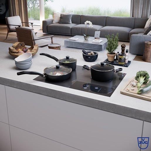 V-Zug Küche Herdplatte
